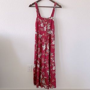NWT Band of Gypsies Long Dress Size Small